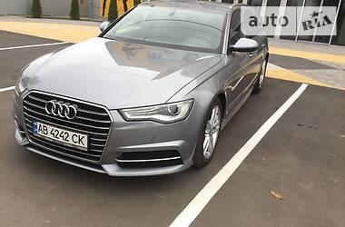 Audi A6 S Line 2015