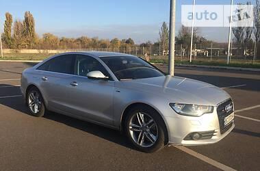 Audi A6 S Line 2012