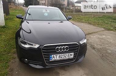 Audi A6 EVROPA IDEAL130KW 2012