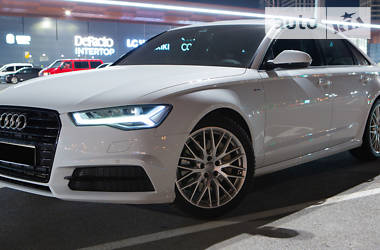 Audi A6 Sline 3.0TDI Quattro 2015