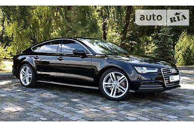 Audi A7 3.0 TDI / Matrix LED 2015