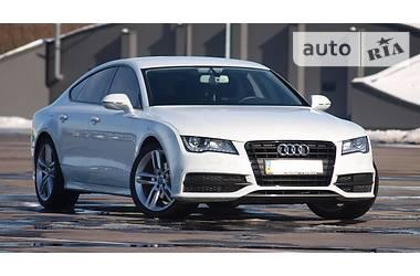 Audi A7 S Line 2014