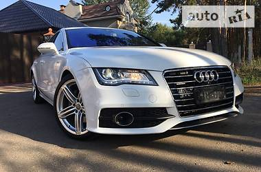 Audi A7 3.0 TDI S-line  2013