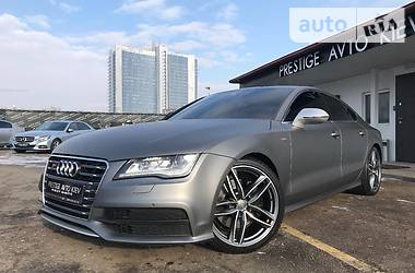 Audi A7 S-LINE 3.0 TFSI  2011