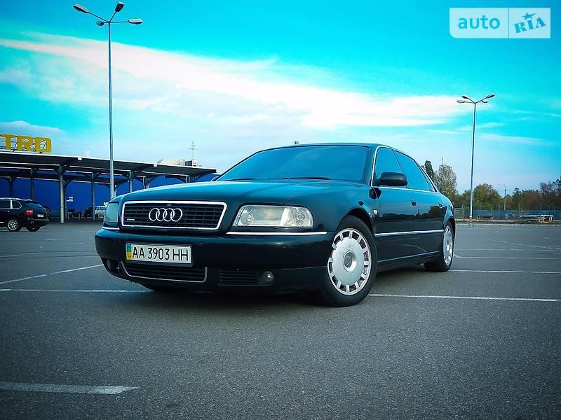 Audi A8 2000 року