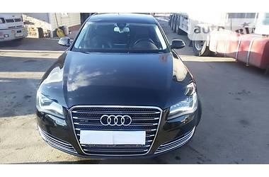 Audi A8 6.3 W12 Long 2011