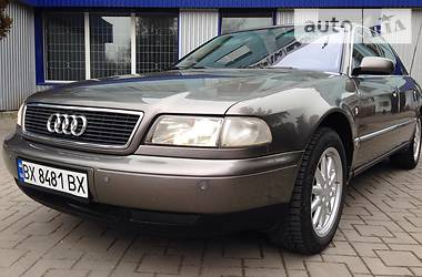 Audi A8 LPG 1995