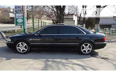 Audi A8 6.0 quattro 2002