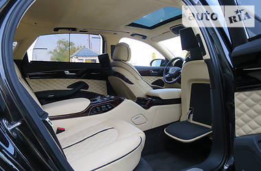 Audi A8 4.0 TFSI L quattro 2013