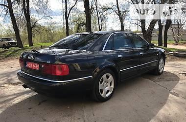Audi A8 4.2 quattro Long 2002