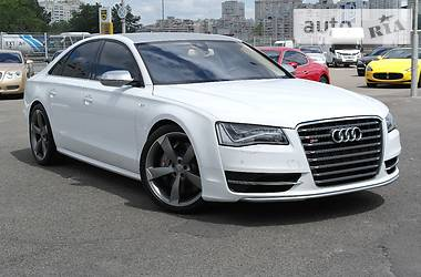 Audi A8 S8 CERAMIC 2013