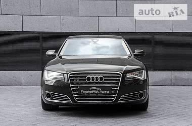 Audi A8 L W12 Quattro 2012