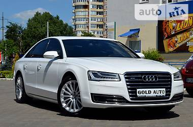 Audi A8 6.3 Restyling 2010