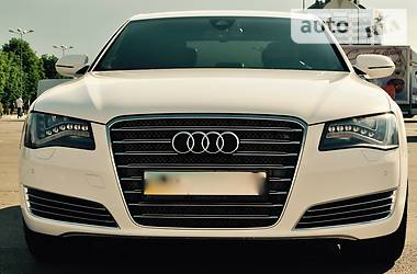 Audi A8 3.0TDI 2012