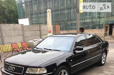 Audi A8 4.2 quattro 2001