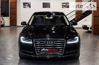 Audi A8 Quattro 2013