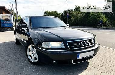 Audi A8 3.3 TDI 2002