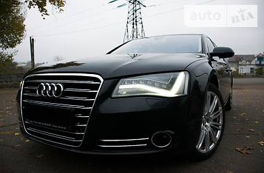Audi A8 4.2 FSI Quattro 2010