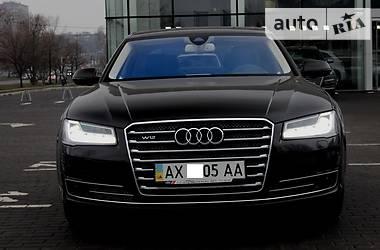 Audi A8 W12 2014