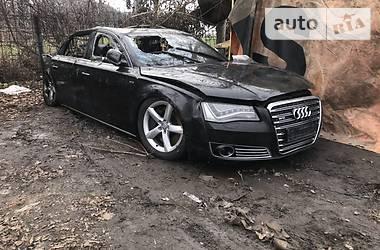 Audi A8 6.3 W12 2012