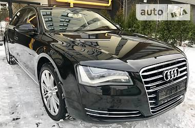 Audi A8 Long Individual 2012