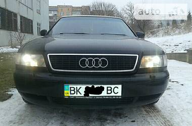 Audi A8 D2 QUATTRO 1997