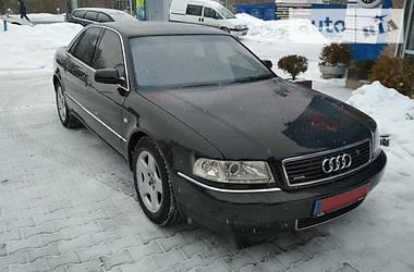 Audi A8 2002