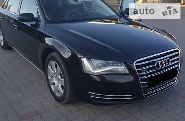 Audi A8 Long 4.0 TFSI quatro 2013