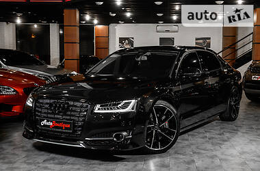 Audi A8 W12 Restyling 2012