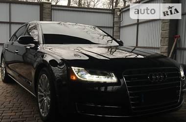 Audi A8 long 2015