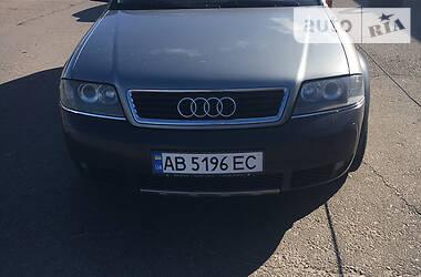 Audi Allroad olraud 2001