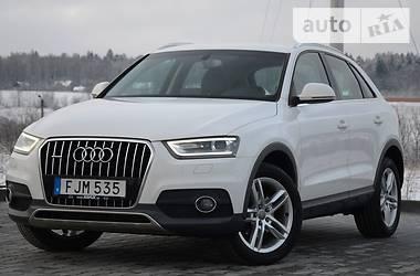 Audi Q3 Premium Quattro 2014