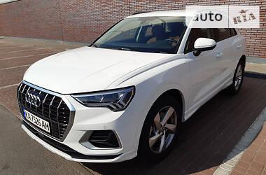 Audi Q3 quattro advanced 2020