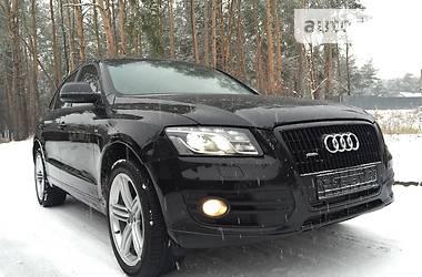 Audi Q5 2.0 T FSI S-Line 2011