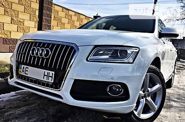 Audi Q5 TDI quattro S-Line 2014