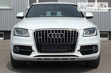 Audi Q5 2.0 T FSI S-Line 2013