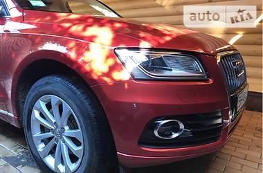 Audi Q5 TDI quattro 2013