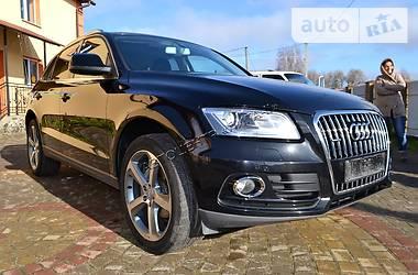 Audi Q5 TDI QUATTRO S-tronic 2014