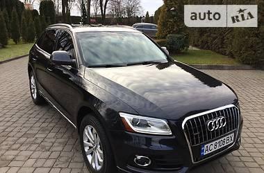 Audi Q5 2.0TFSI Premium Plus 2014