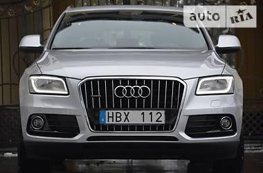Audi Q5 2.0 TDI quattro 2013