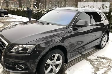 Audi Q5 guattro Sline    2012