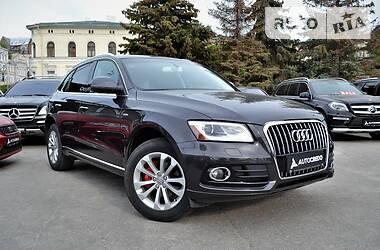 Audi Q5 Sline 2014