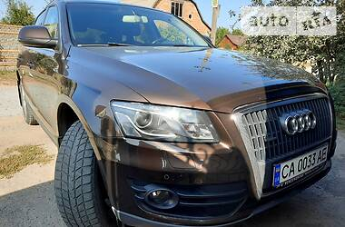 Audi Q5 Quattro  2011
