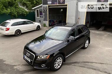Audi Q5 sport 2013