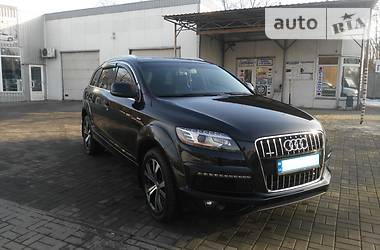 Audi Q7 3.0 TFSI quattro 2011