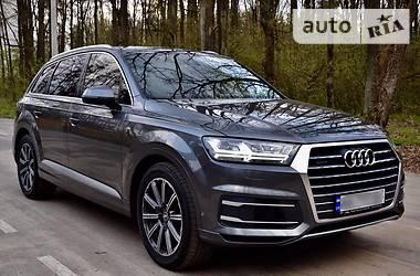 Audi Q7 S-line 2016