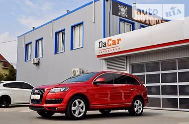 Audi Q7 3.0 TDI EXCLUSIVE 2013