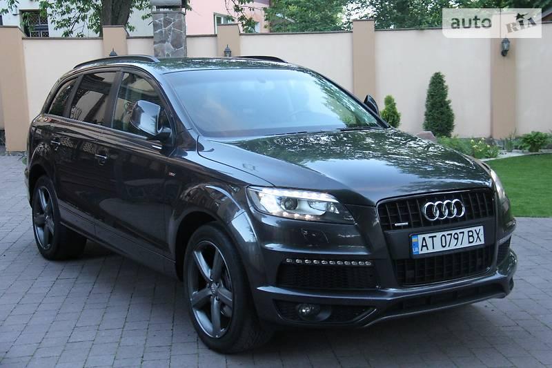 Audi Q7 2012 року