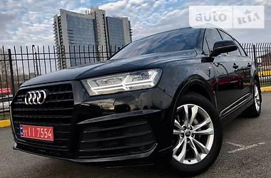 Audi Q7 S-Line LED 2016