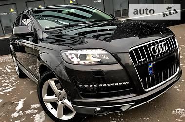 Audi Q7 S-Line FULL VIPOS  2014